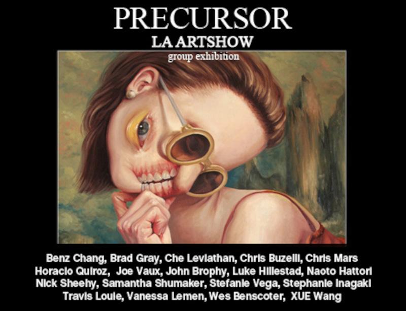 LA Art Show Precurser