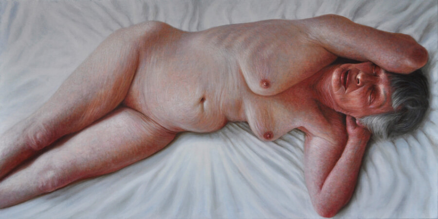 Francien Krieg Contemporary Figurative Painting