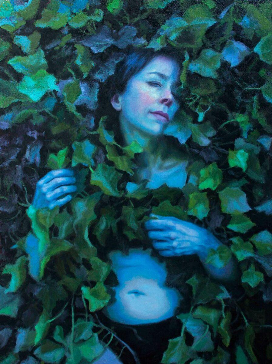 Francien Krieg Contemporary Figurative Painting