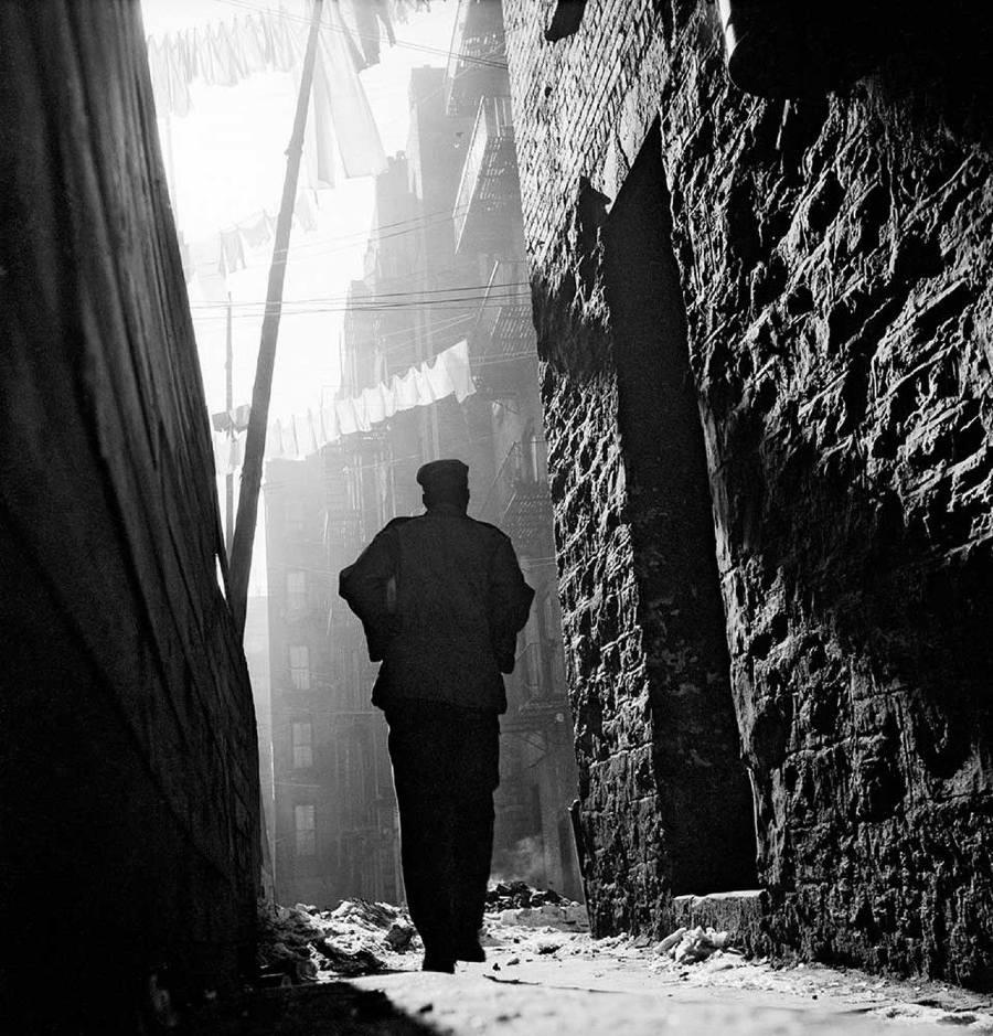Gordon Parks Black and White Contemporary Art Photograph