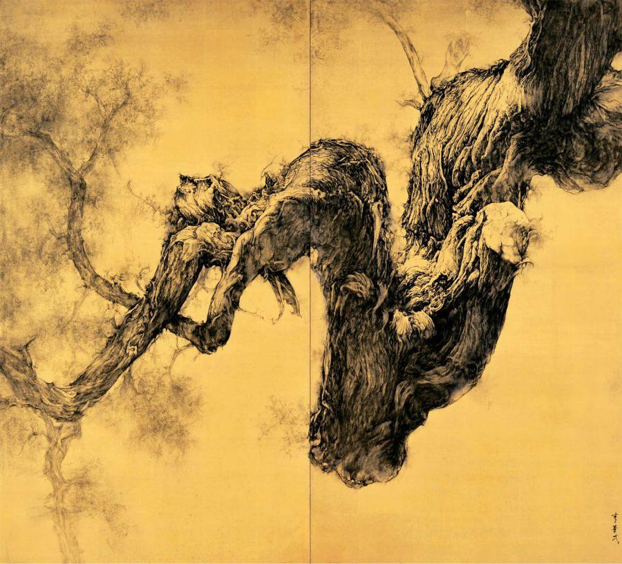 Li Huayi Contemporary Chinese Painting