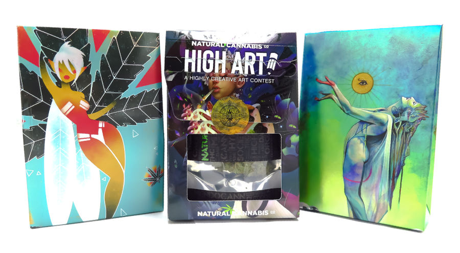 Natural Cannabis Company High Art 2020