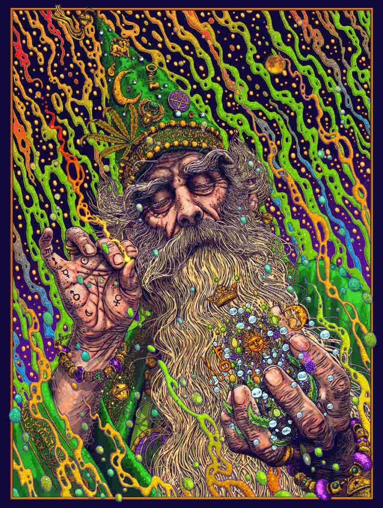 Rosenfeldtown psychedelic high art