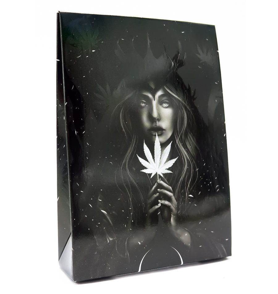 Stephanie Zu dark art cannabis