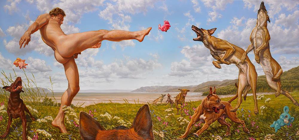 Susannah Martin nude figurative painting