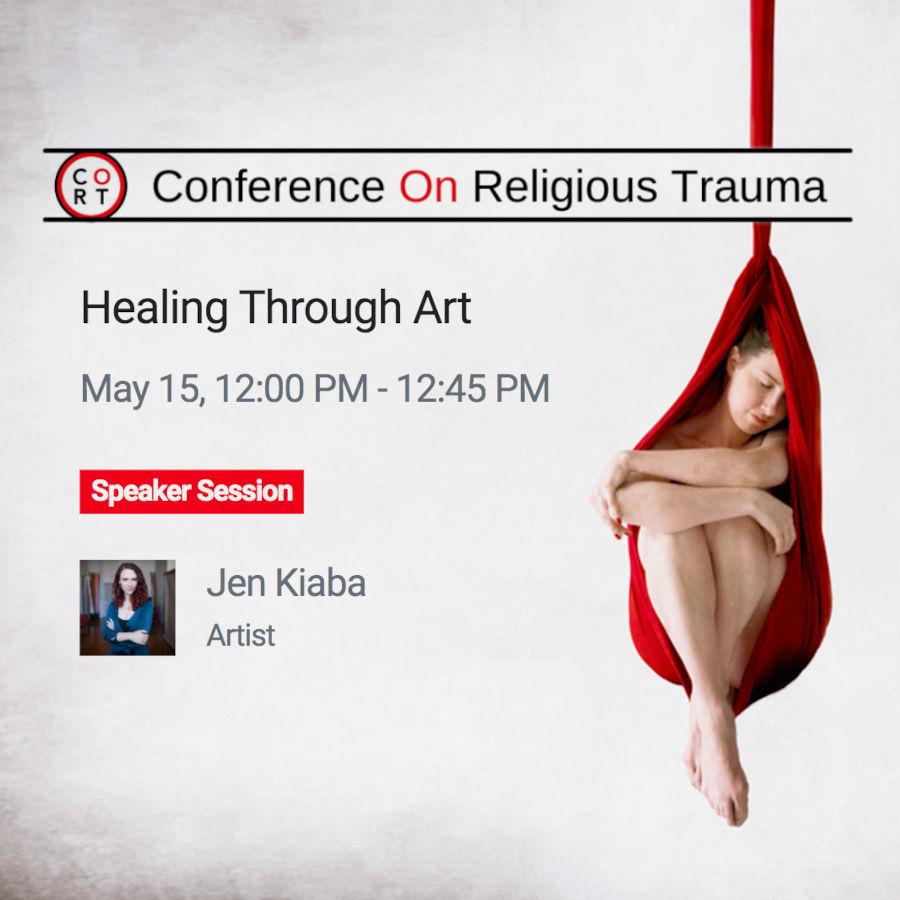 Jen Kiaba healing through trauma conference