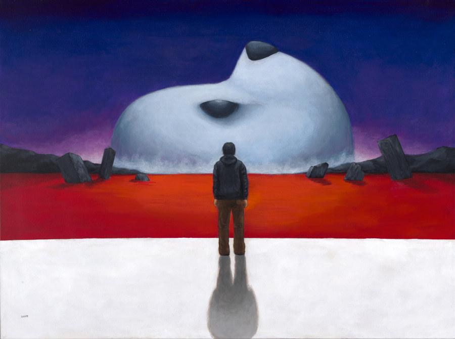 Luke Chueh Corey Helford Gallery