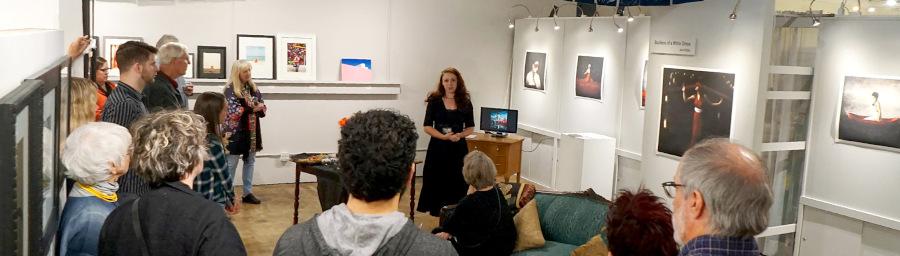 Jen Kiaba artist talk