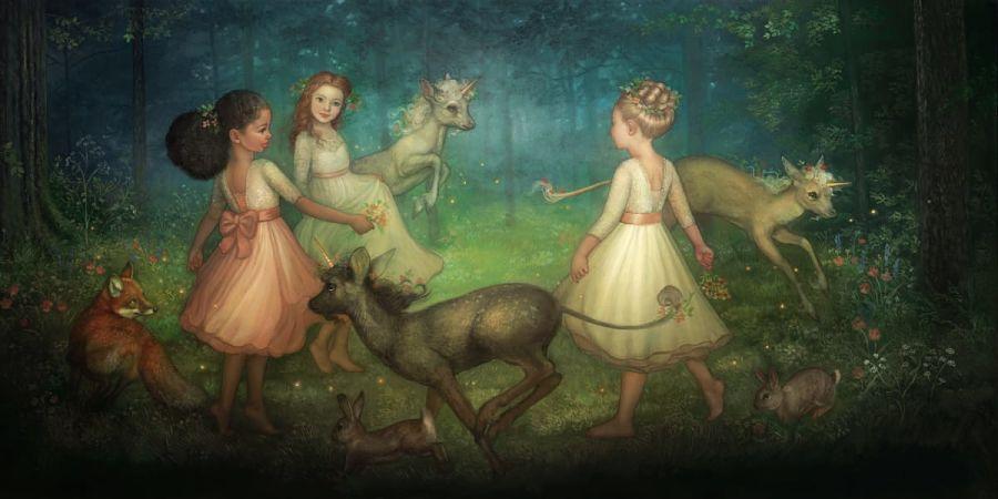 Annie Stegg Gerard, Wandering Dreamer Haven Gallery