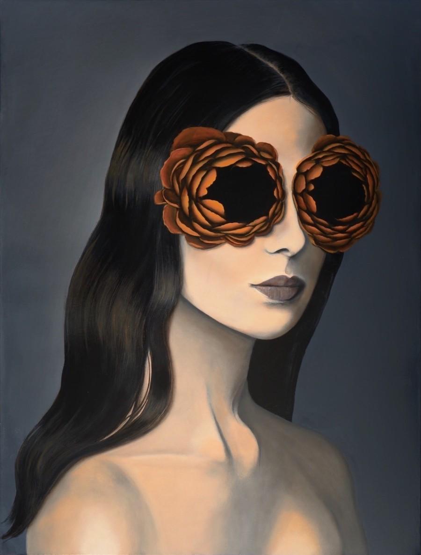 Caroline Gaudreault Woman Portrait