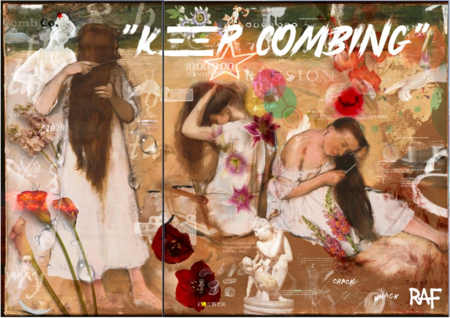 Raf Reyes Digital Collage