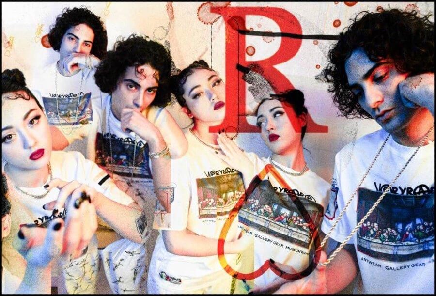 VERYRARE Raf Reyes Artwear T-Shirt
