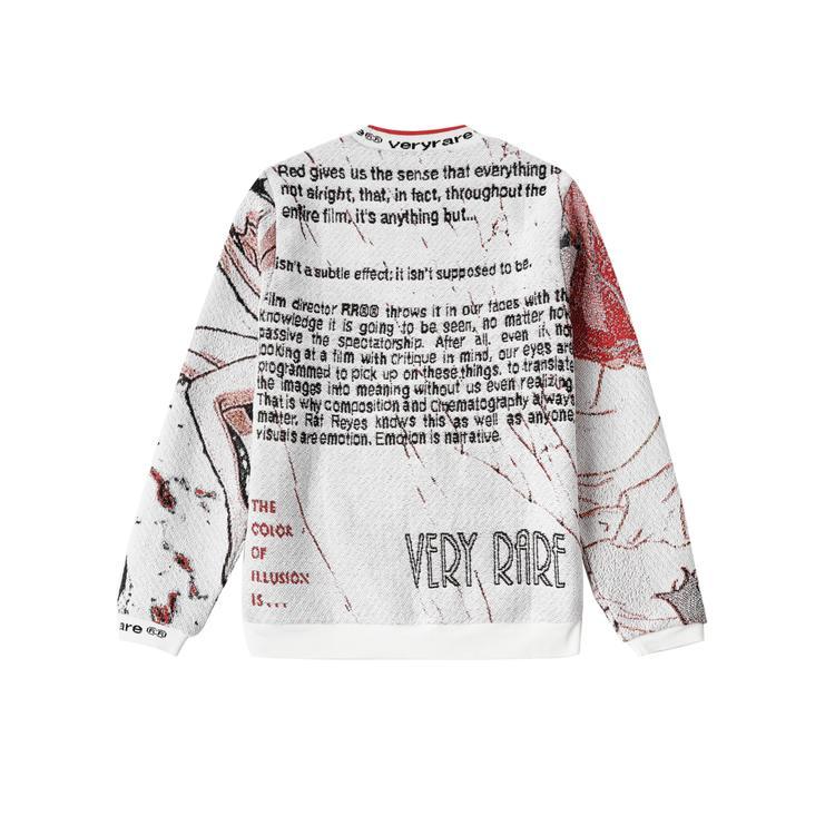 VERYRARE Raf Reyes Artwear Sweater
