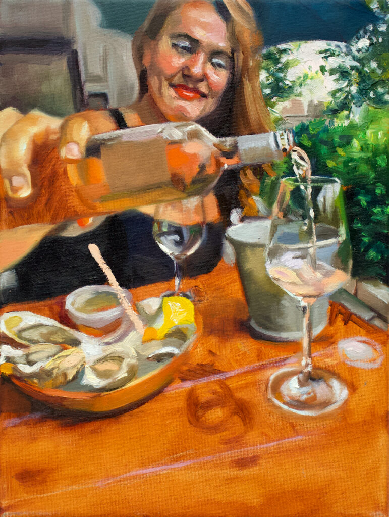 Kaitlyn-Stubbs-Birthday-Oysters-with-Meg