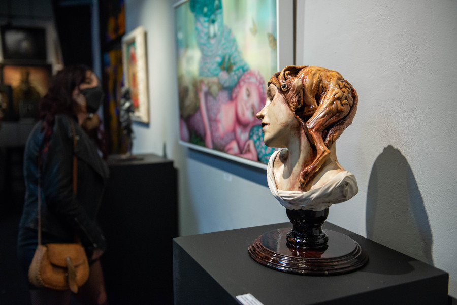 Emil Melmoth at Copro Gallery