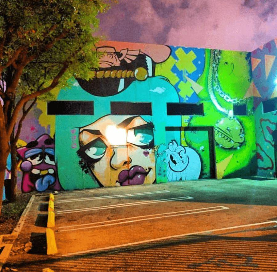 MerkAveli Street Artwork