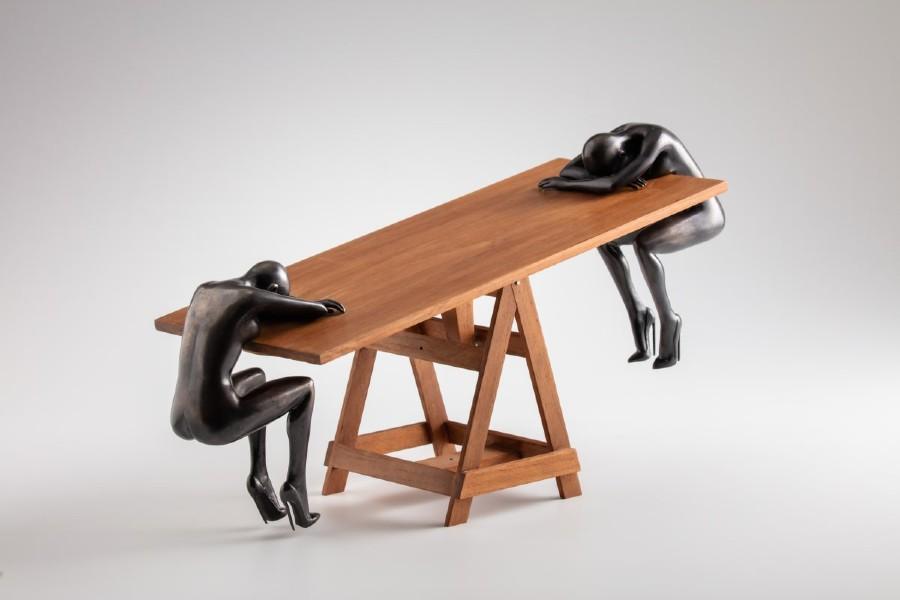 Monica Piloni Sculpture