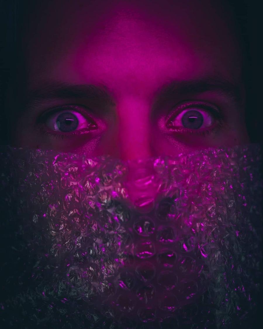 Steveo Spirals Dark Photo