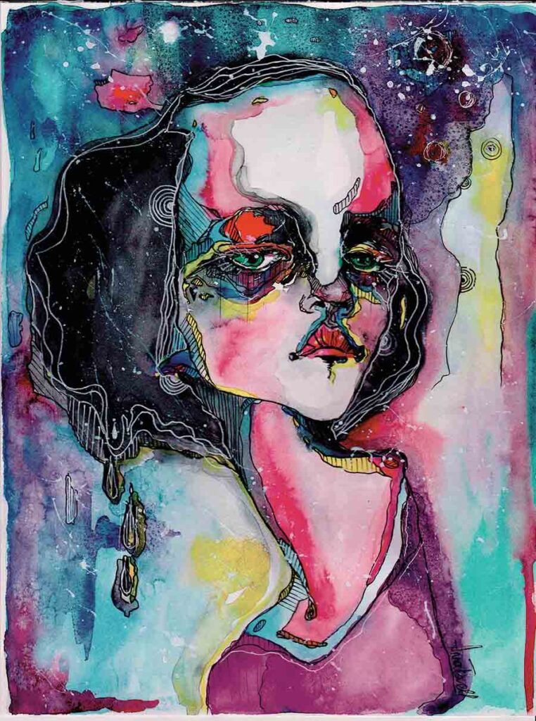 Anna-Tsvell-watercolor-figurative-painting