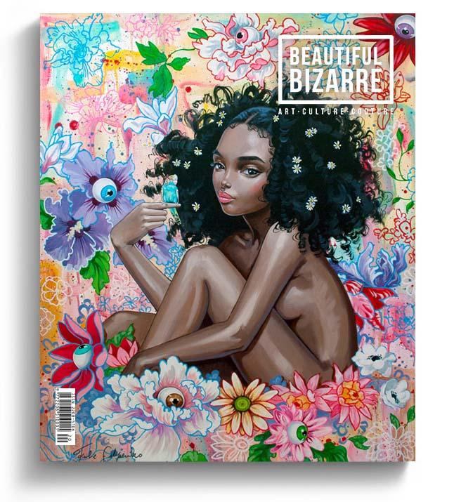 Beautiful Bizarre Magazine_Julie Filipenko_Issue 34 pop surrealism figurative painting