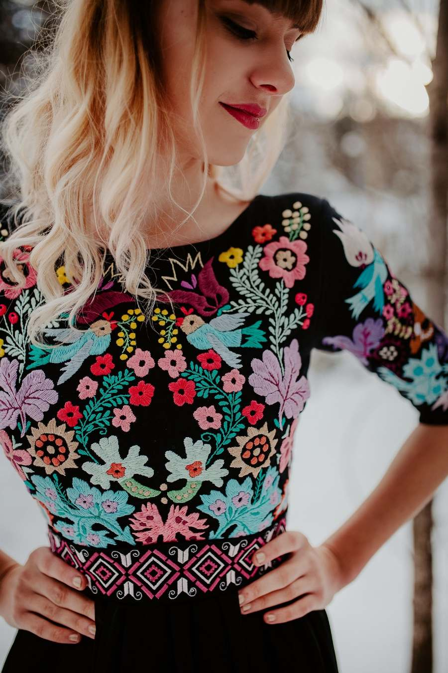 Jaroslava-Wurll-Kocanova-Multicolored-Floral-Embroidery