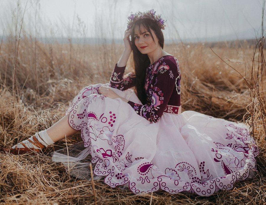 Jaroslava-Wurll-Kocanova-Plum-Dress