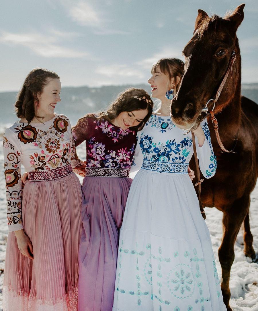 Jaroslava-Wurll-Kocanova-Three-Floral-Dresses