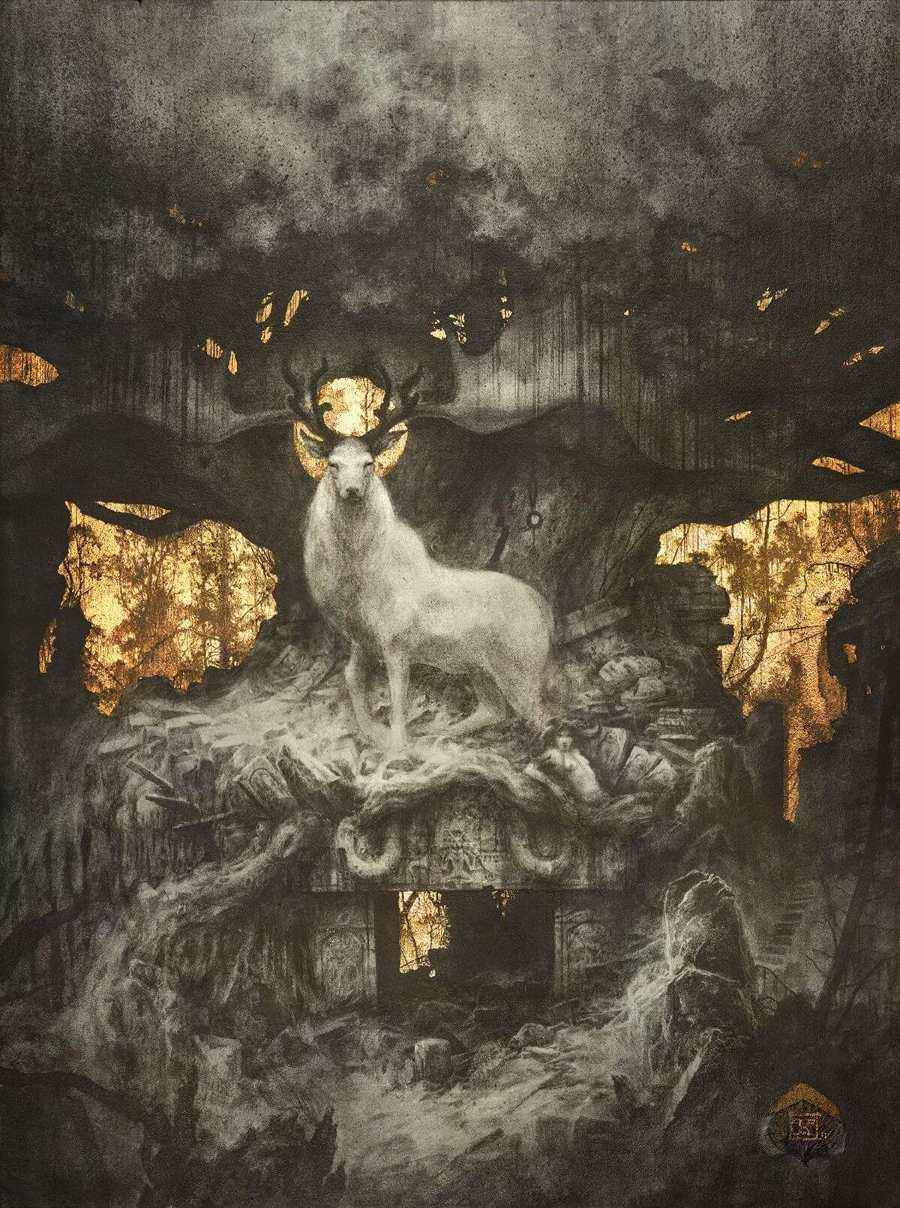 Yoann Lossel Animal Illustration