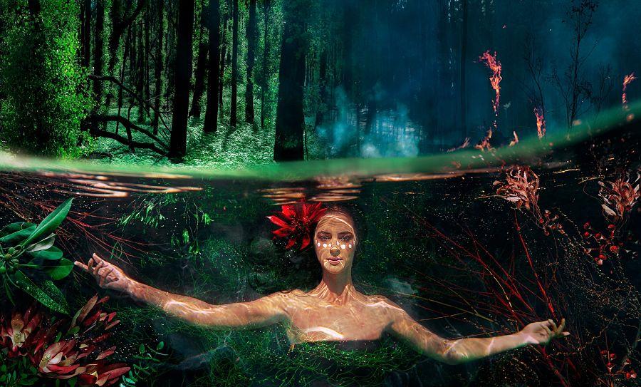Beth Mitchell 'Firewater'