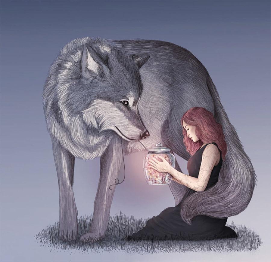 gabriella-barouch-wolf-girl