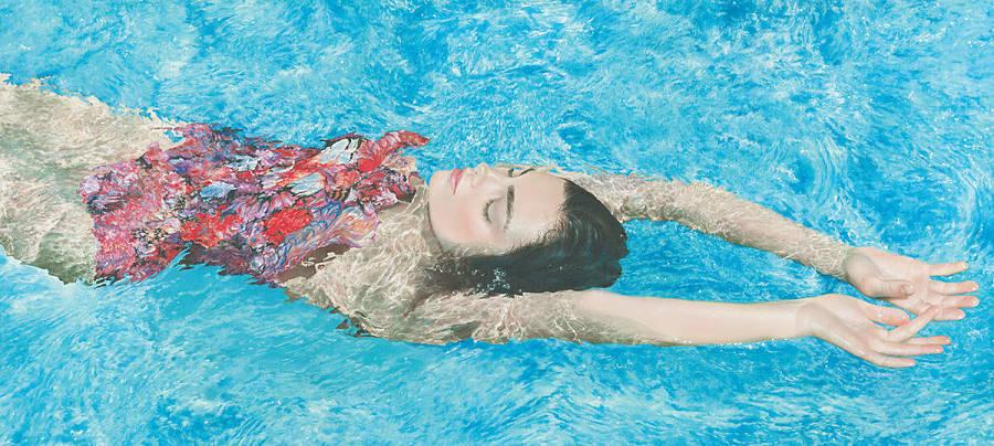 Sergey Piskunov hyperrealism painting