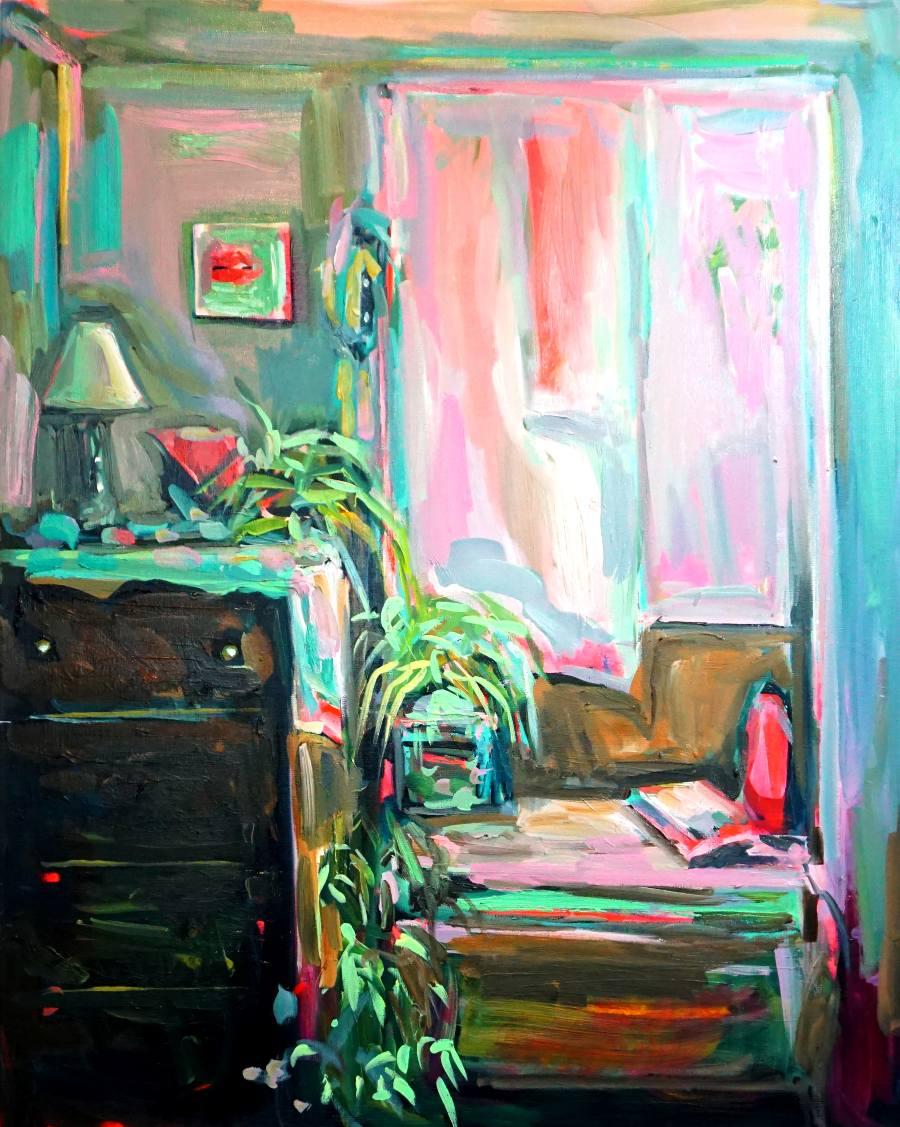 Ekaterina-Popova-Light-Green-Painting