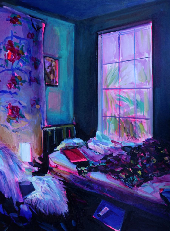 Ekaterina-Popova-Periwinkle-Bedroom