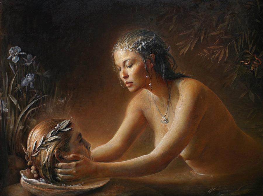 Luke-Hillestad-Nymph-Preserving-the-Head-of-Orpheus