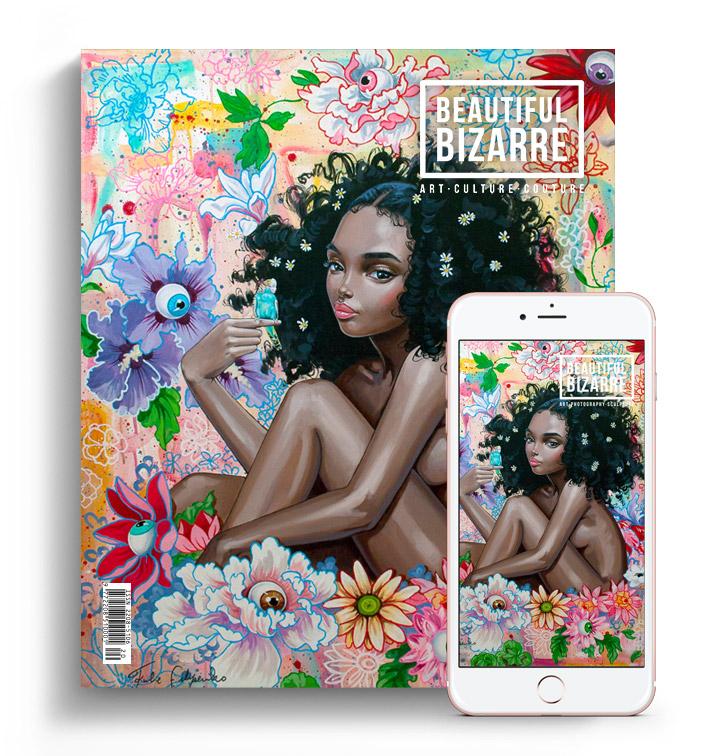 Beautiful Bizarre Magazine - Issue 34 - print & digital