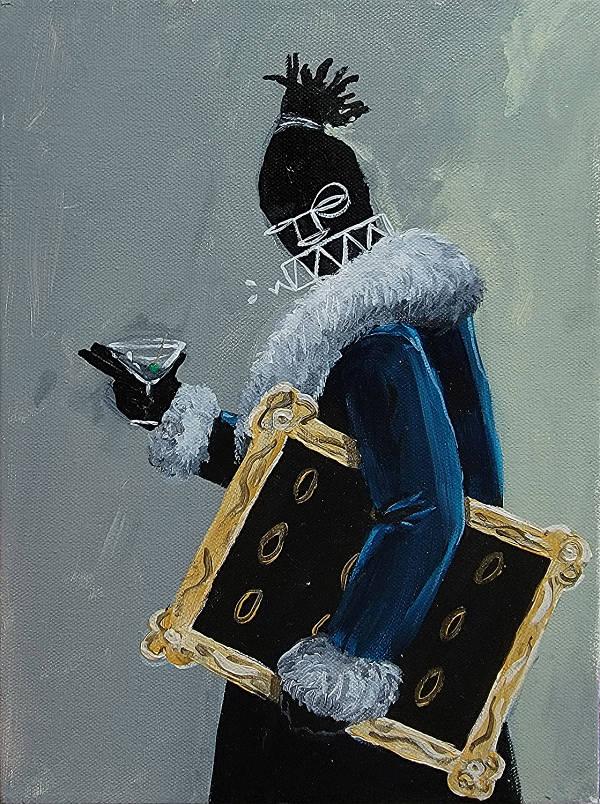 Brian-Dovie-Golden-portrait-art