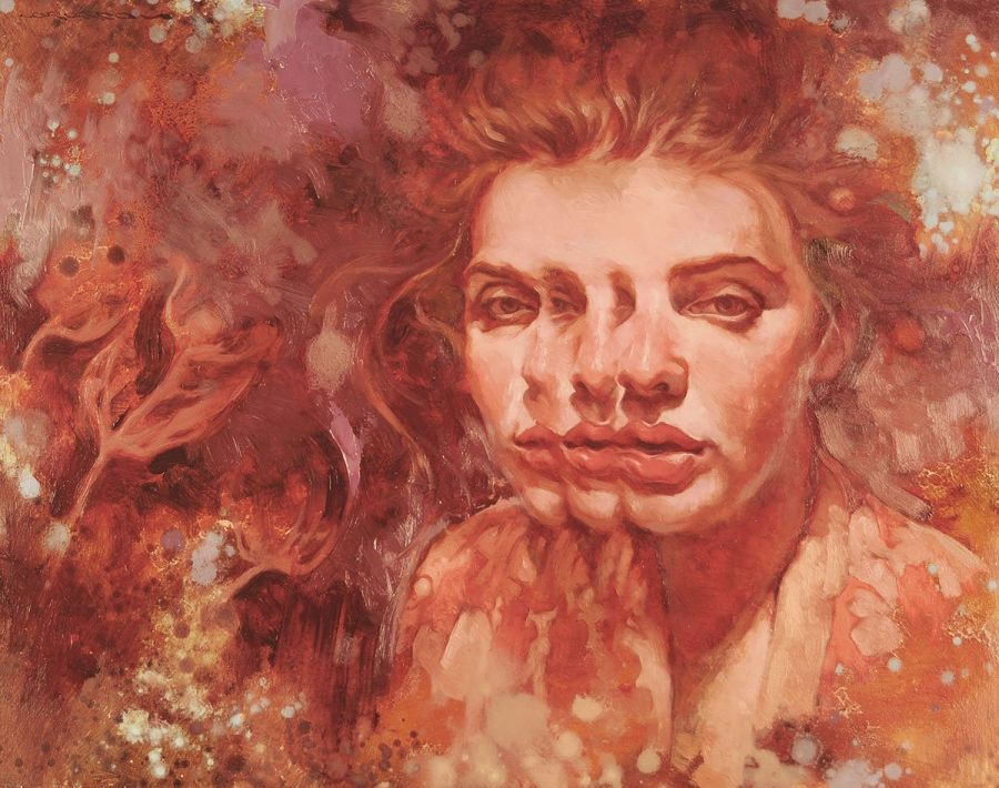 Joseph Lorusso painting