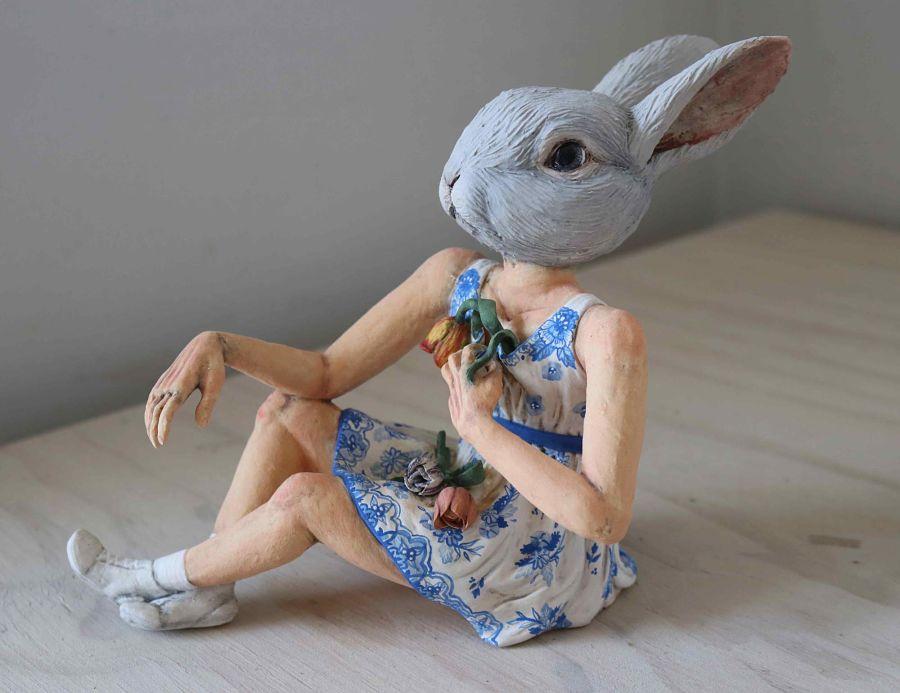 Kelsey Bowen sculpture
