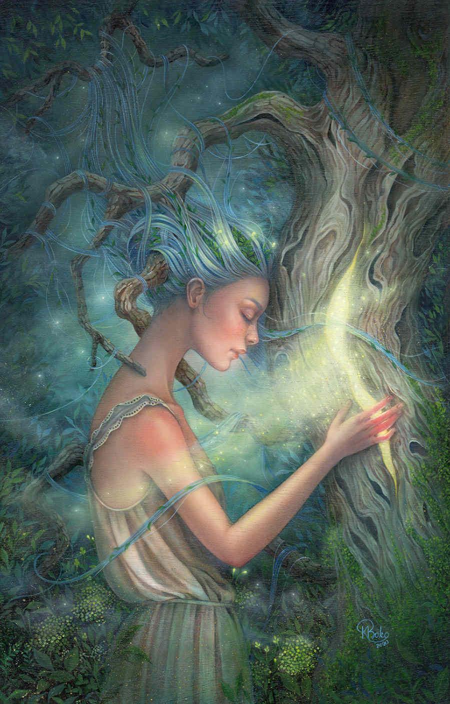 Kseniia-Boko-The-Heart-Tree