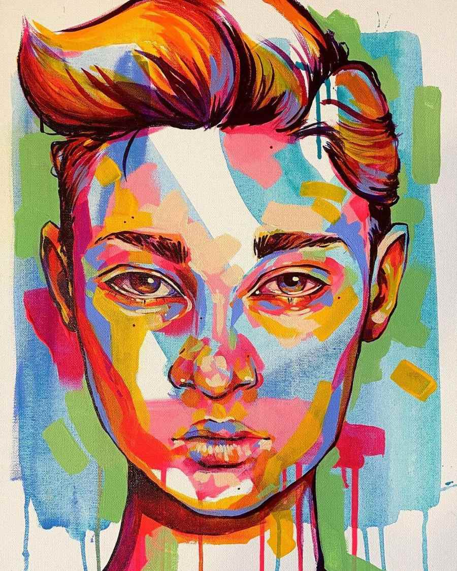 The-Tracy-Piper-Colorful-Acrylic-Portrait