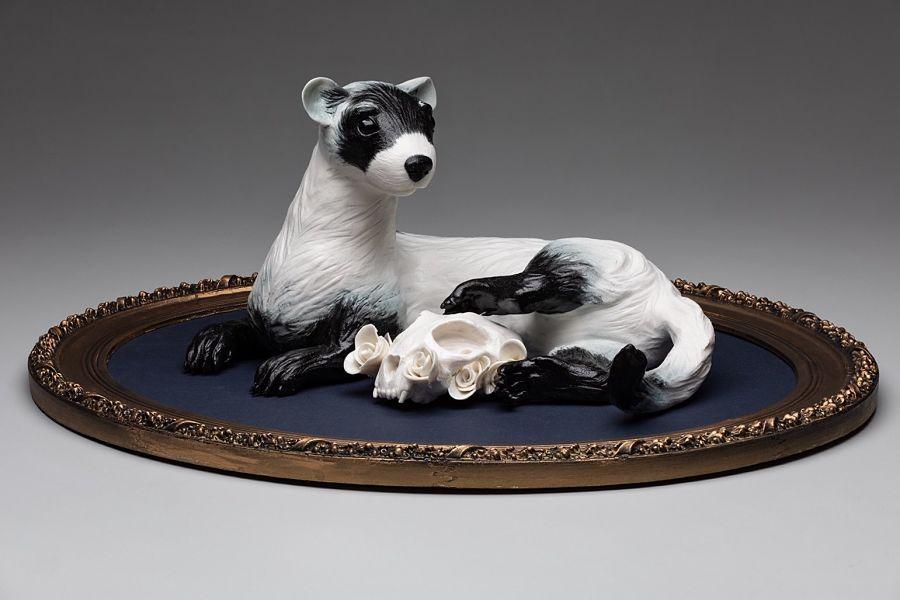 Lorren Lowrey sculpture
