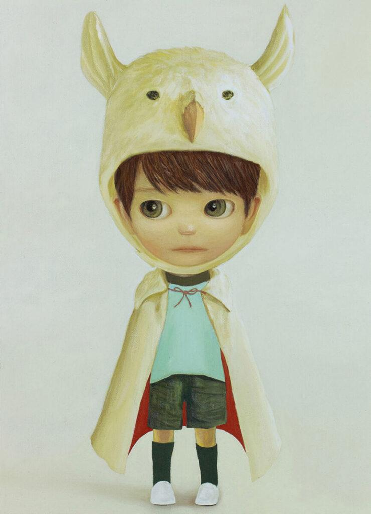 Mayuka-Yamamoto-Little-King-Owl