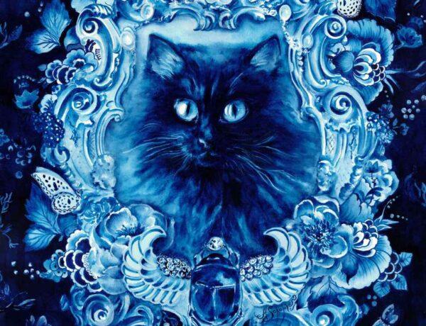 Anna-Sokolova-Delft-Blue-Cat