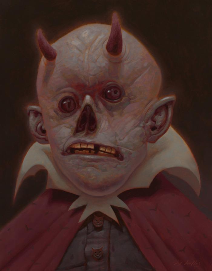 Dos-Diablos-Diablito-on-Dracula-Costume