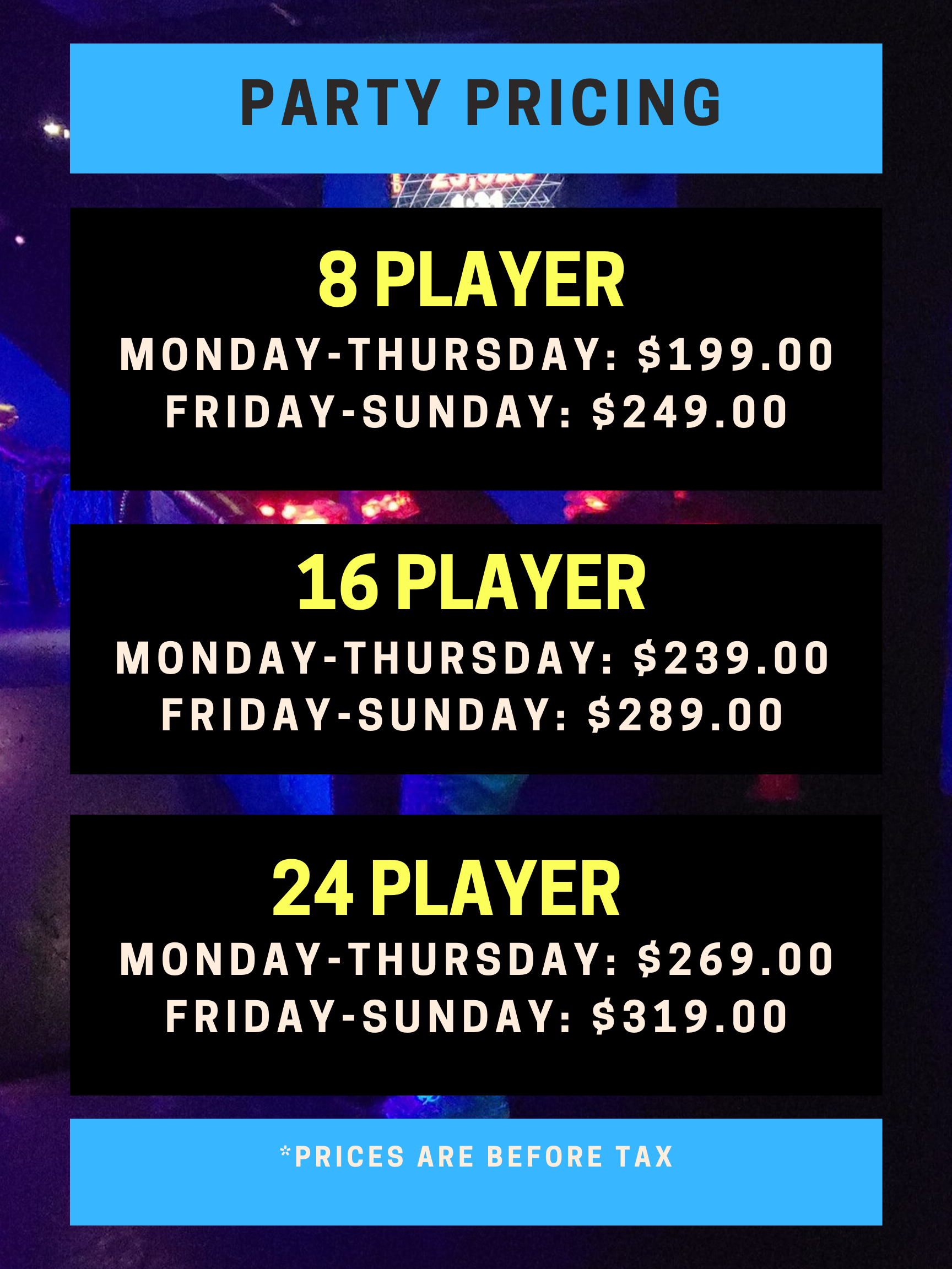 PARTY PRICING-2