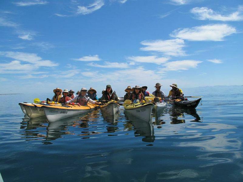 Baja Kayaking Meditation Retreat