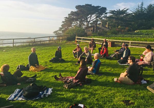 Mark Coleman Nature Meditation