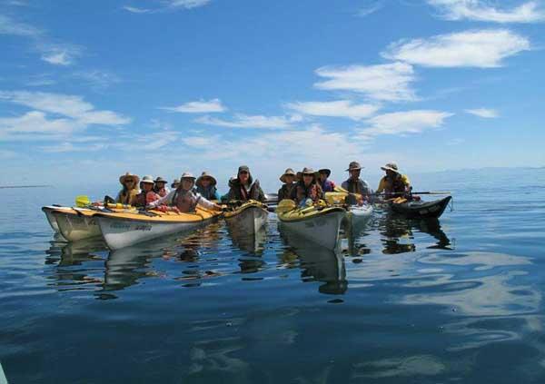 Baja Kayaking and Meditation Retreat
