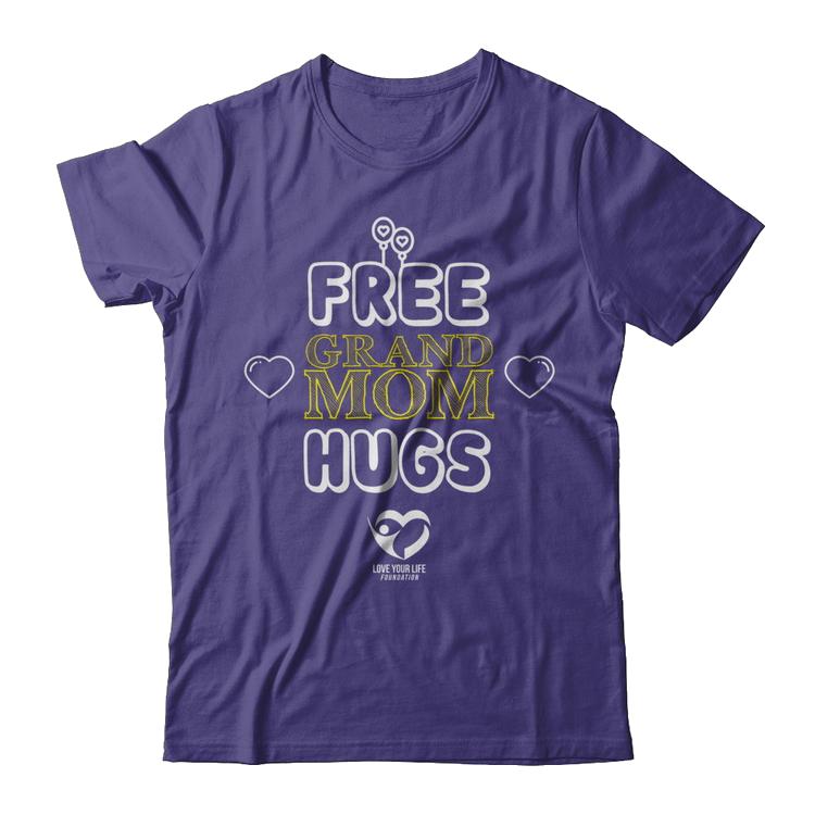Free Grandmom Hugs