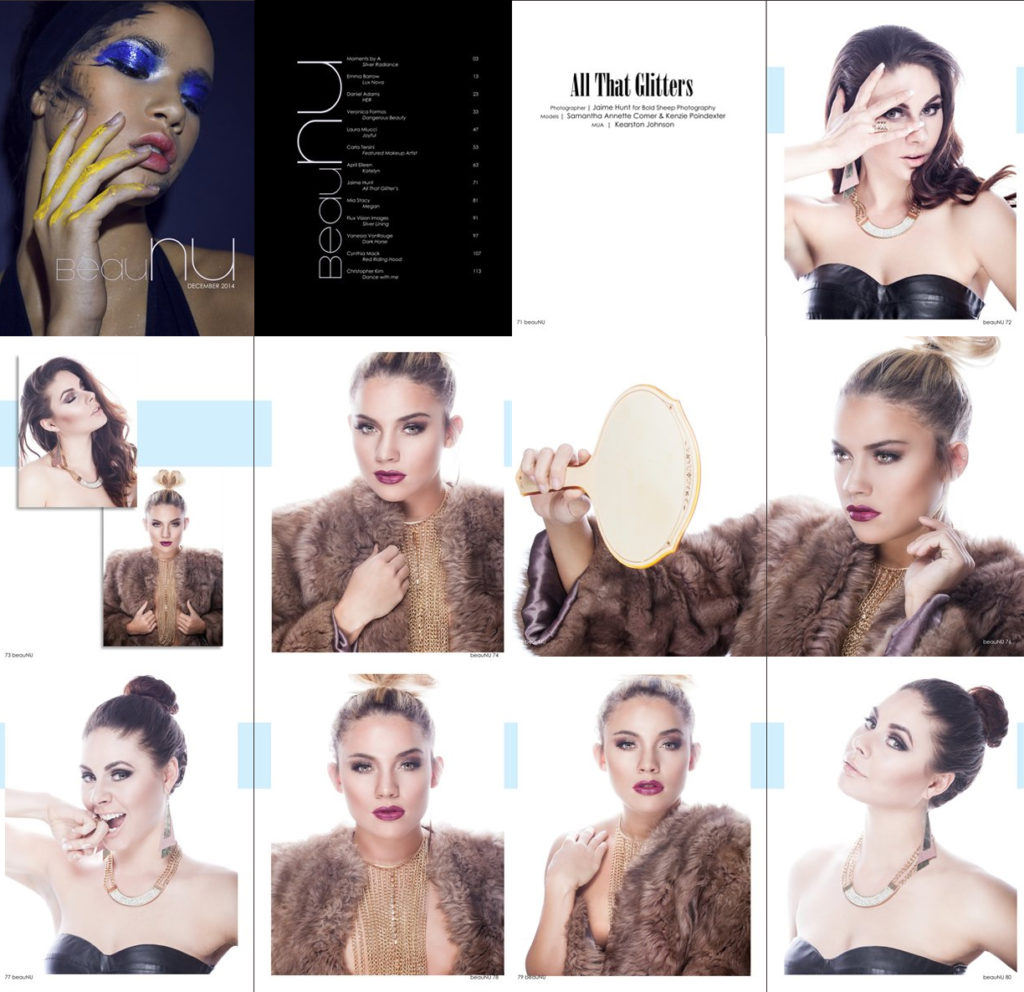 Photos by Bold Sheep Photo in Beau Nu Mag